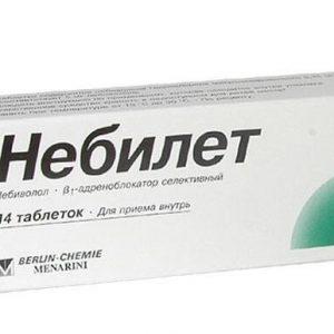 Особенности препарата Небилет