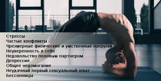 Физ упражнения для потенции