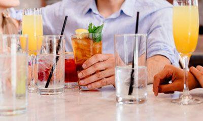 Напитки, которые снижают потенцию