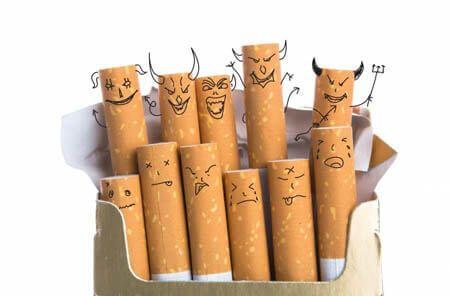 Можно резко не курить