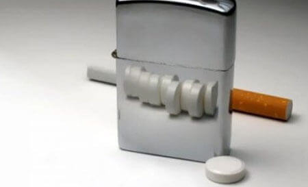 Отказ от курения без таблеток