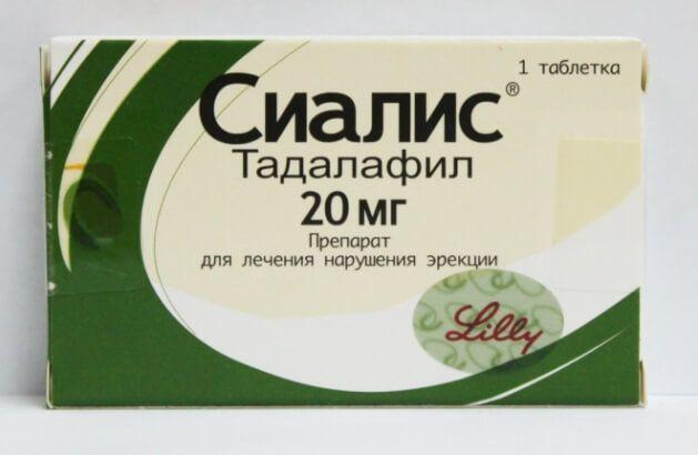 таблетки сиалис для мужчин инструкция