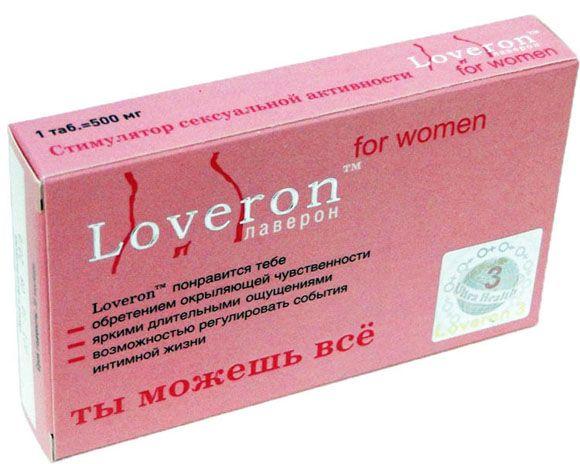 Лаверон для женщин: инструкция к применению