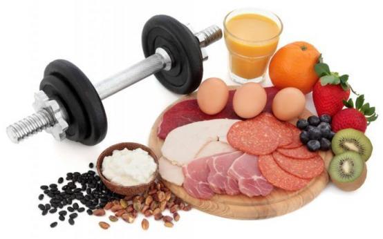 Мясо свинины в рационе мужчины для наращивания мышц