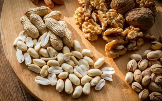Польза орехов для потенции