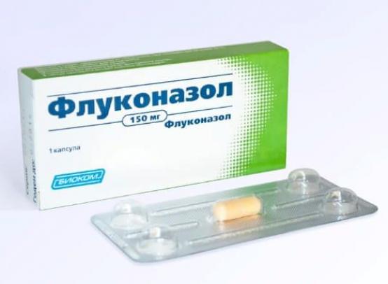 Флуконазол для лечения молочницы у мужчин