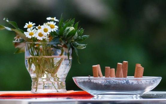 Народный способ бросить курить