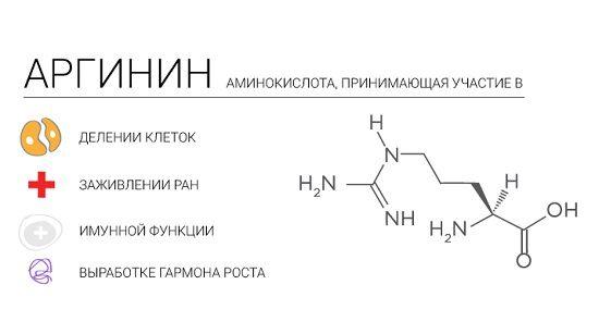 Что такое аргинин?