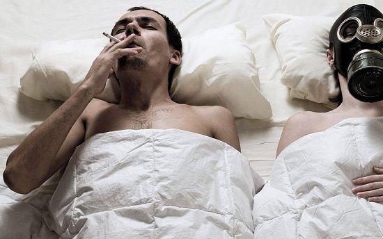Сигареты и потенция мужчин