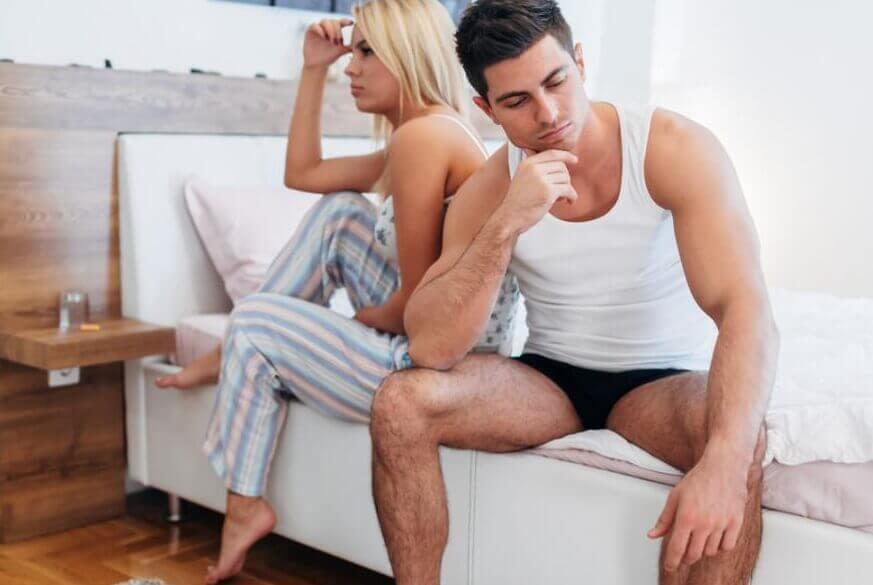 Как происходит эрекция у мужчин