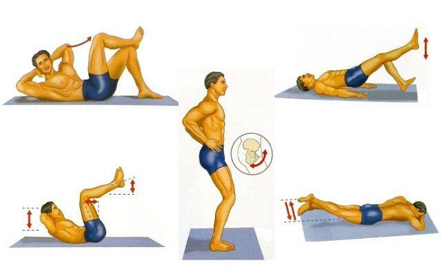 Эффективные упражнения для повышения потенции