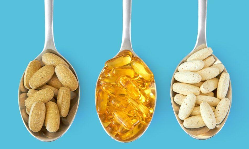 Важность витаминов для мужской потенции