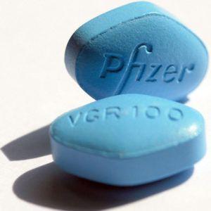 Виагра в таблетках