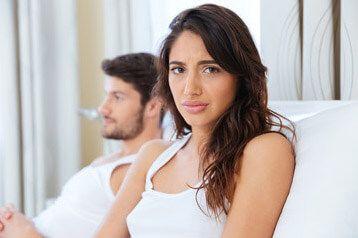 Причины и симптомы снижения либидо у женщин