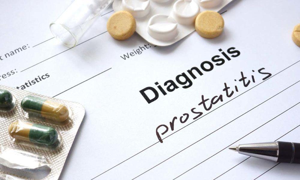 Диагностика простатита в домашних условиях
