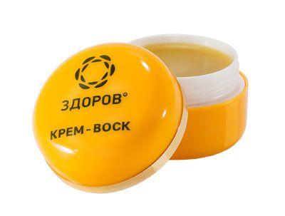 Состав крема-воска «Здоров» от простатита