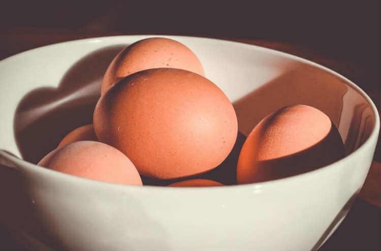 Как влияют сырые яйца на потенцию