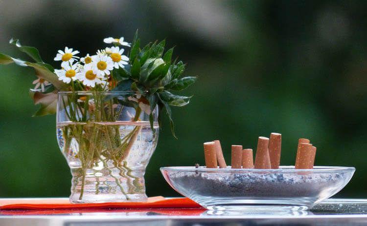 Народные средства от курения сигарет
