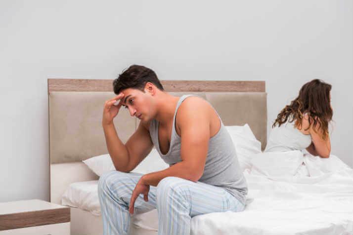 Причины слабой потенции у мужчин: профилактика и лечение