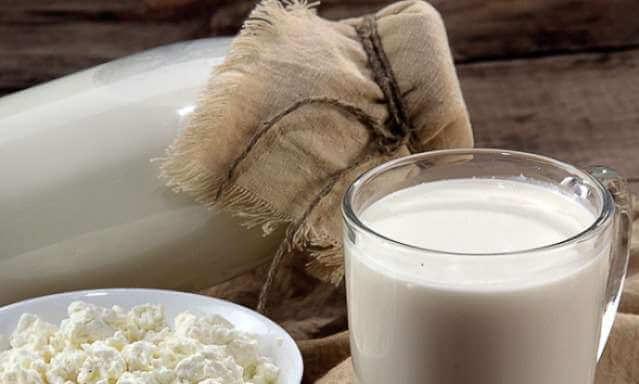 Молоко при простатите - Простатит