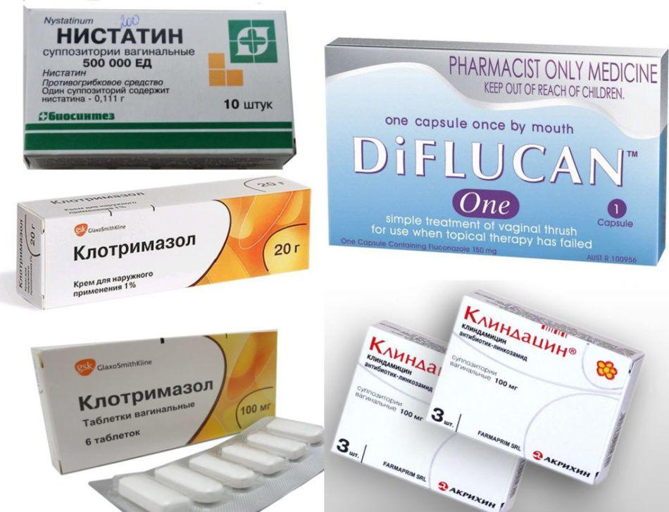 Эффективные таблетки от молочницы для мужчин