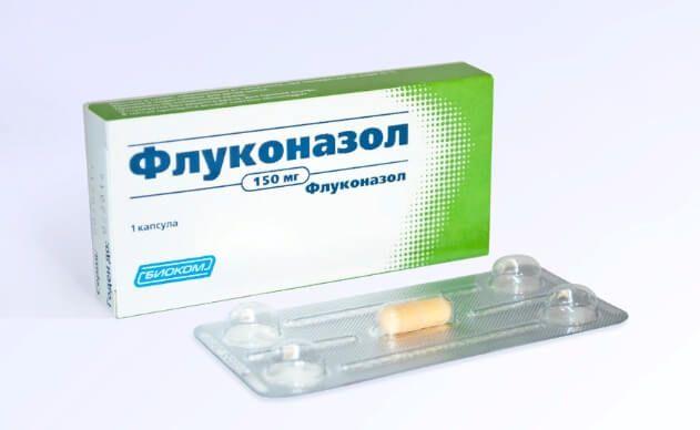 От чего таблетки флуконазол для мужчин