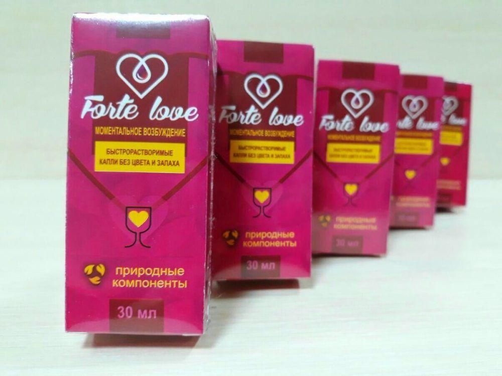 Препарат Forte love