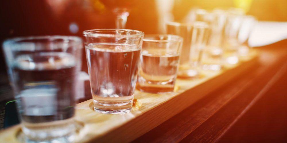 Первые стадии мужского алкоголизма