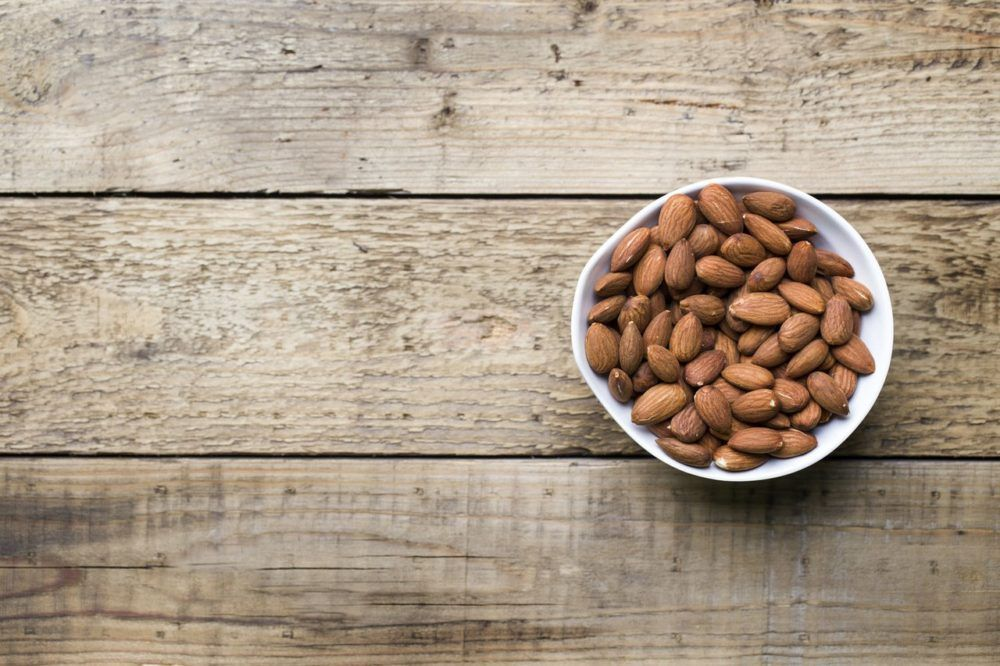 Польза миндального ореха для мужчин