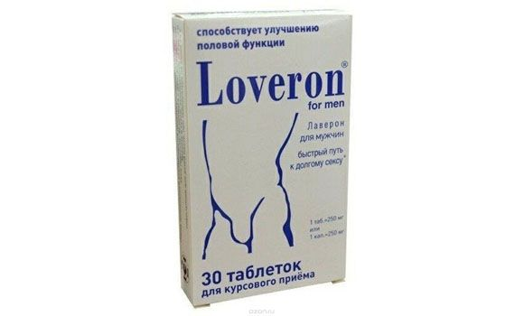 Лаверон для мужчин: показания к применению