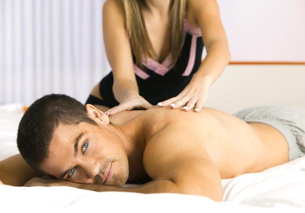 Как увеличить член с помощью массажа