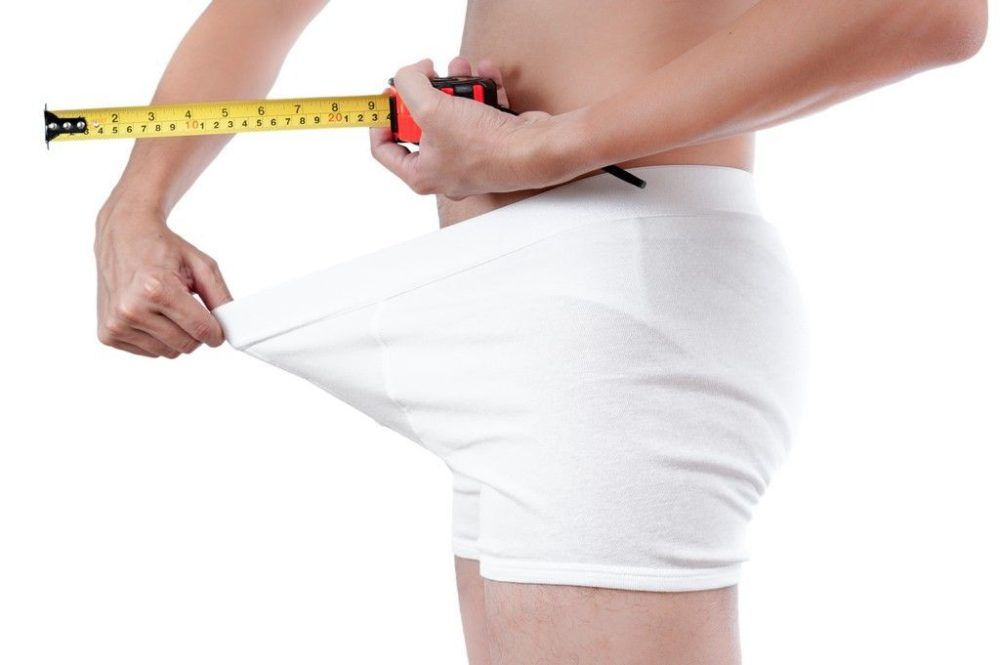 Самые эффективные упражнения для увеличения полового члена