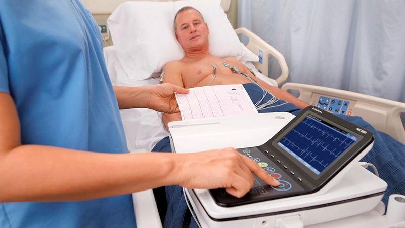 Диагностика (ЭКГ) сердца